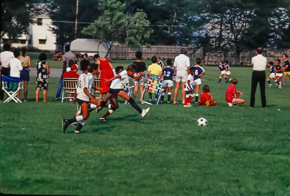 Brighton soccer, 1986