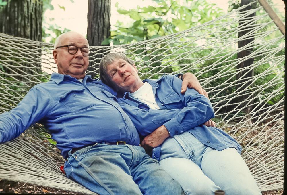 Barbara and Bill, 2986