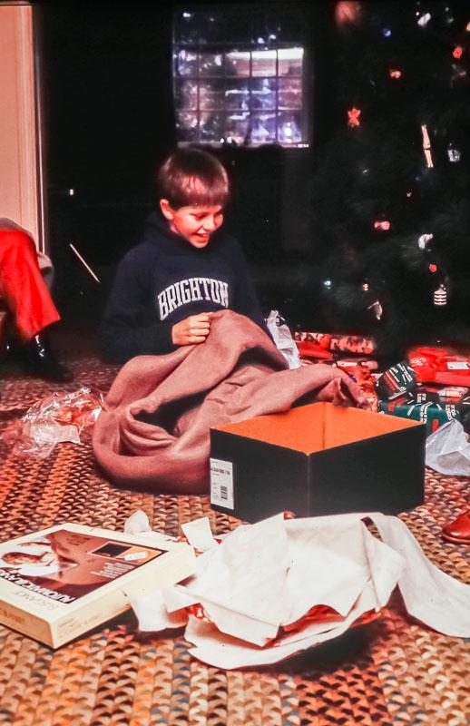 Andrew, 1986