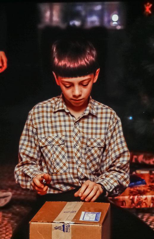 Steven, 1986