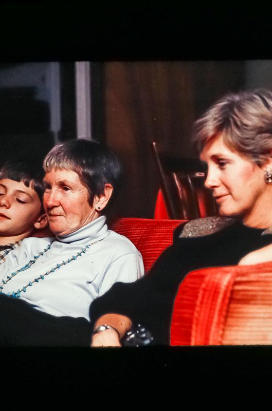 Mary and Barbara, 1986