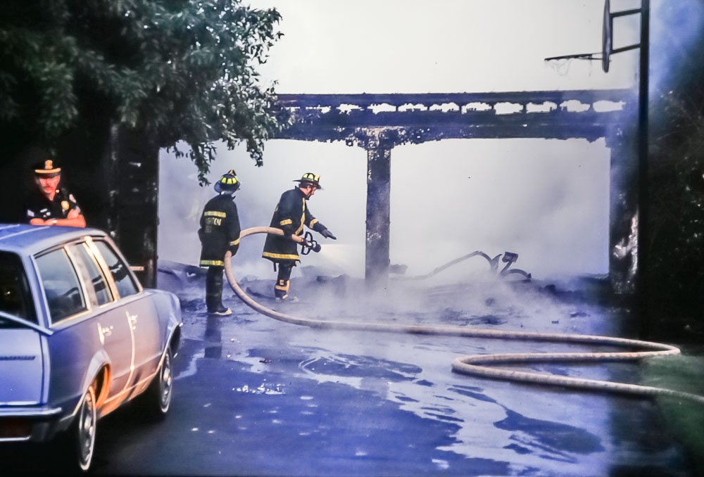 Evandale Fire, 2987