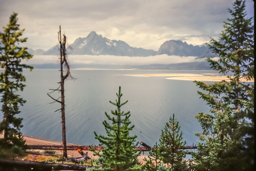 Jenny Lake, 1987