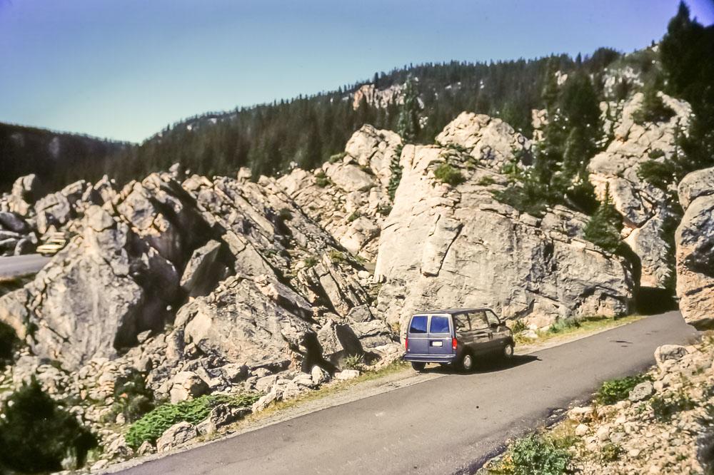 Yellowstone, 1987