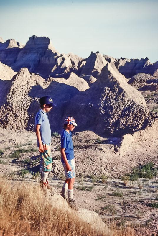 Badlands, 1987