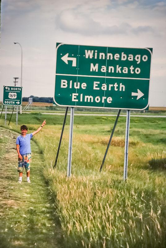 Minnesota, 1987