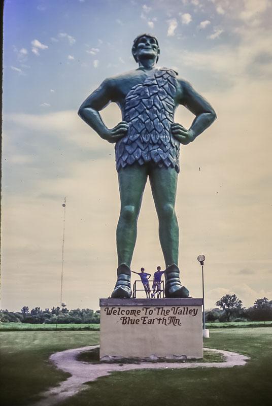 Jolly Green Giant, 1987