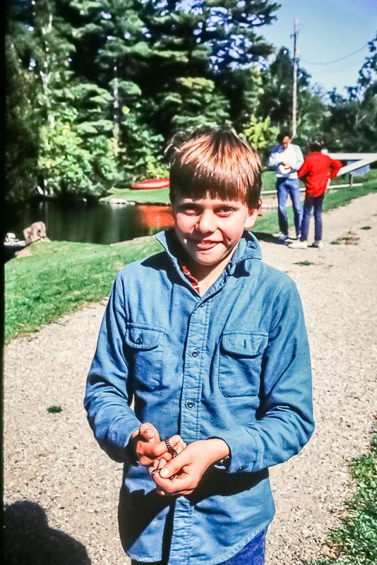 Fall at the Island, 1987