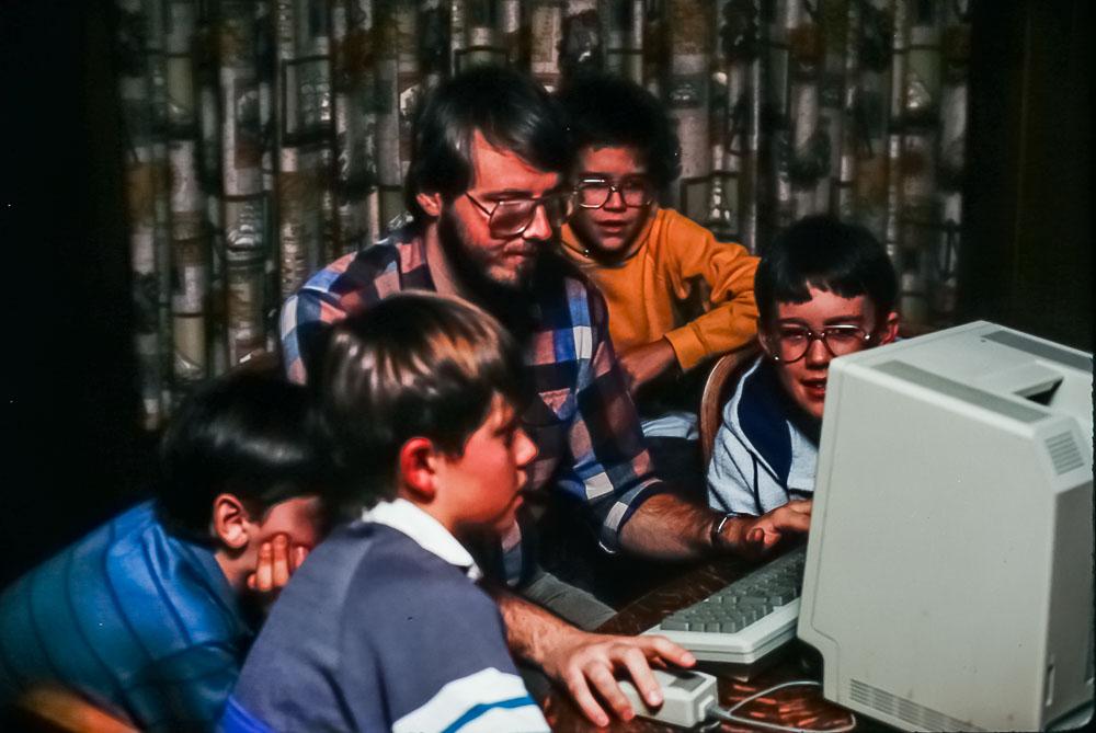 First Mac, 2987
