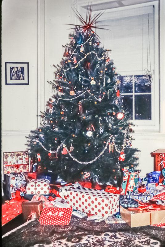 Christmas at Liz's, 1987