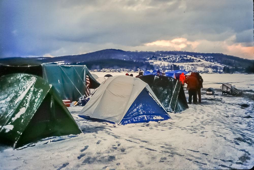 1988 - Jeuka Lake