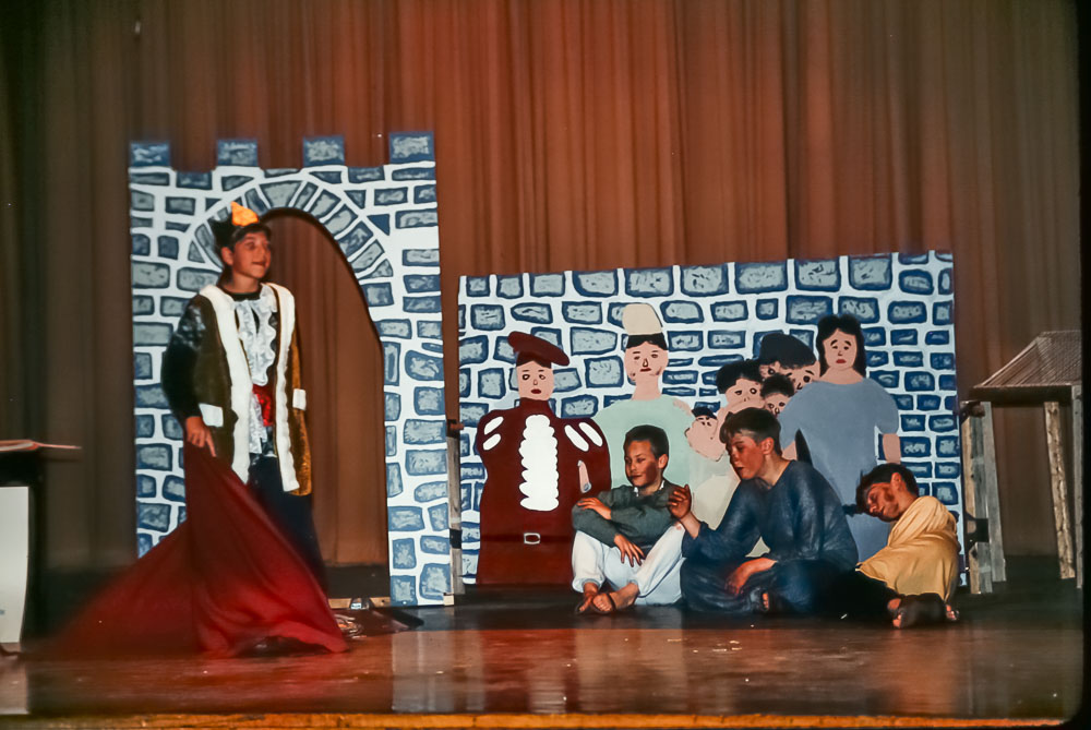 1988 - Odyssey of the Mind