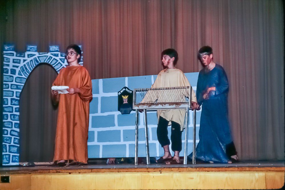 1988 Odyssey of the mind