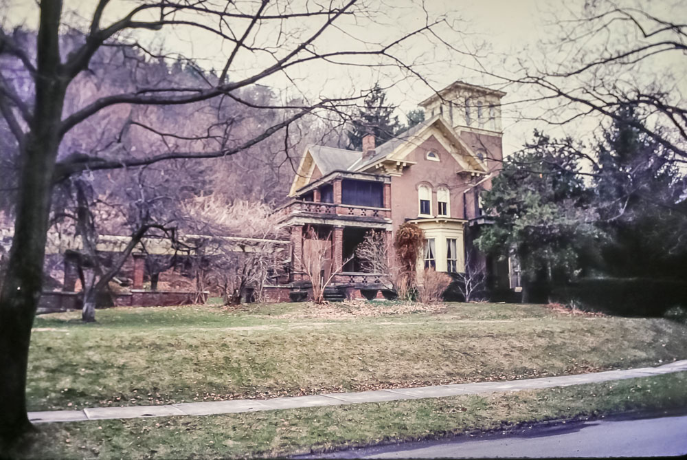 1988 - Barton house, Montour Falls