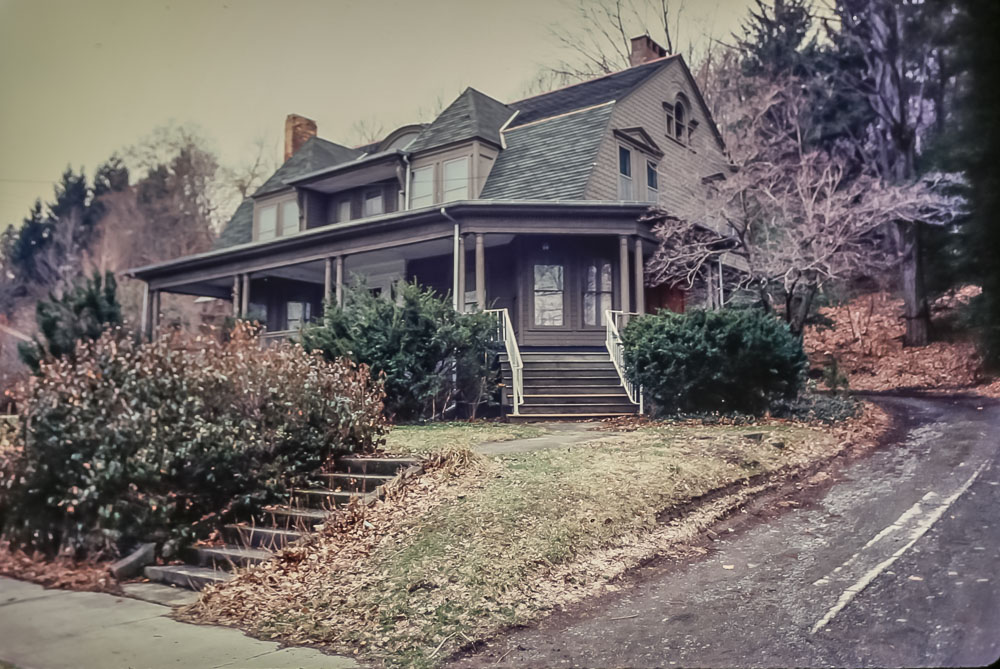 1988 - Cronk nome  211 S. Genesee Street Montour Falls