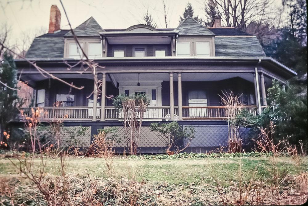 1988 Cronk home, 211 S. Genesee Street