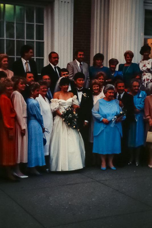 1988 Ray Tang's Wedding