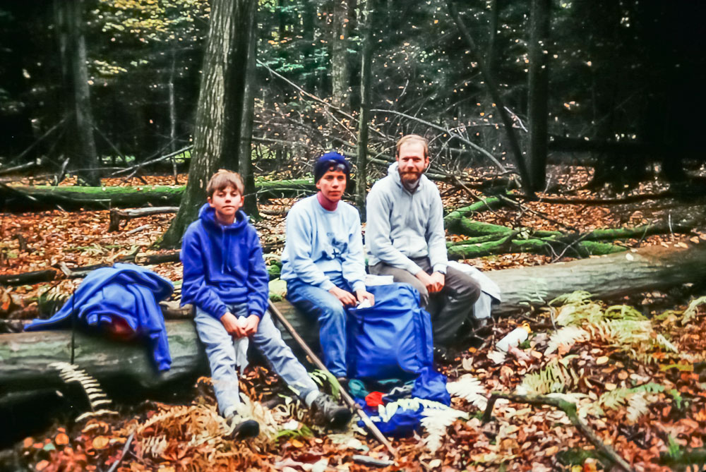 1988 Bristol Hills camping