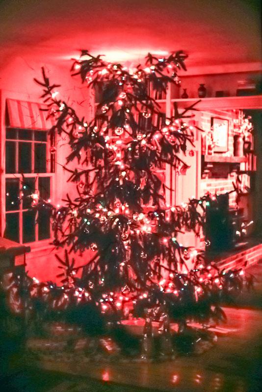 1988 Ugly Christmas tree