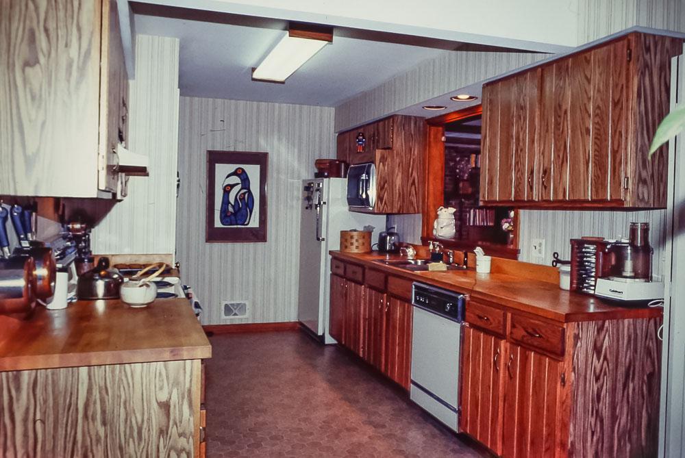 1988 Danforth kitchen