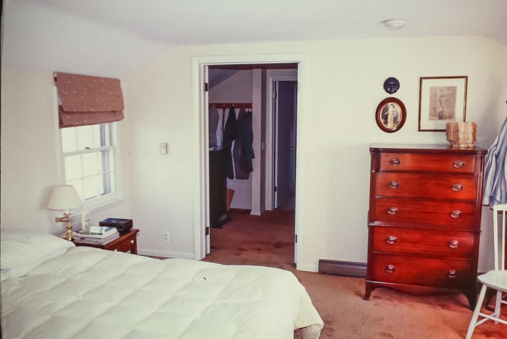 1988 Danforth master bedroom