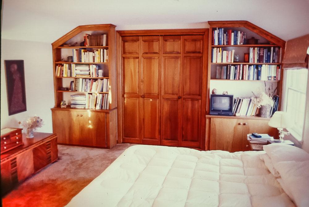1988 Danforth master bed