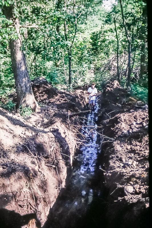 1989 Curtain drain