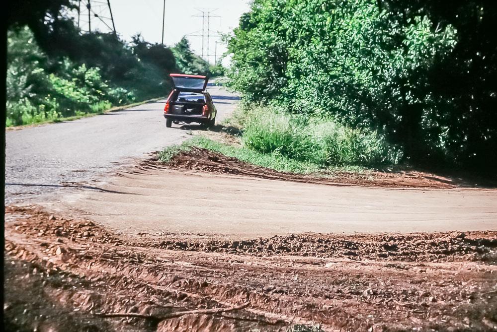 1989 driveway