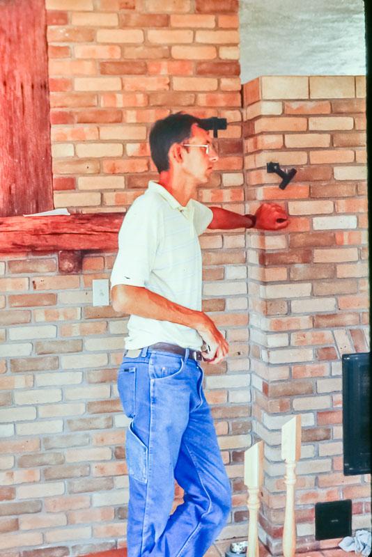 1989 Keith Ticter Mason