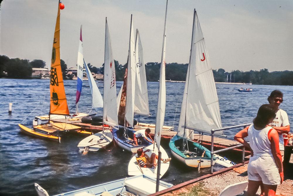 1989 Purdue Yacht Club