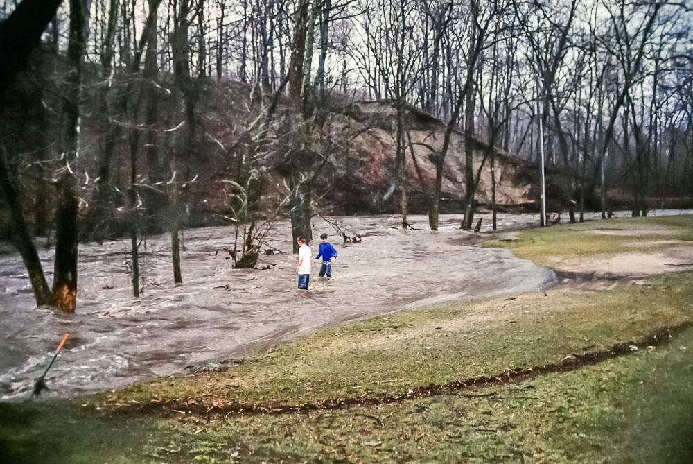 1990 Spring flood