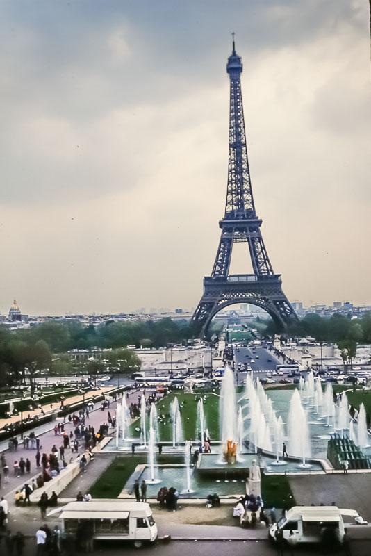 1990 AMS in Paris