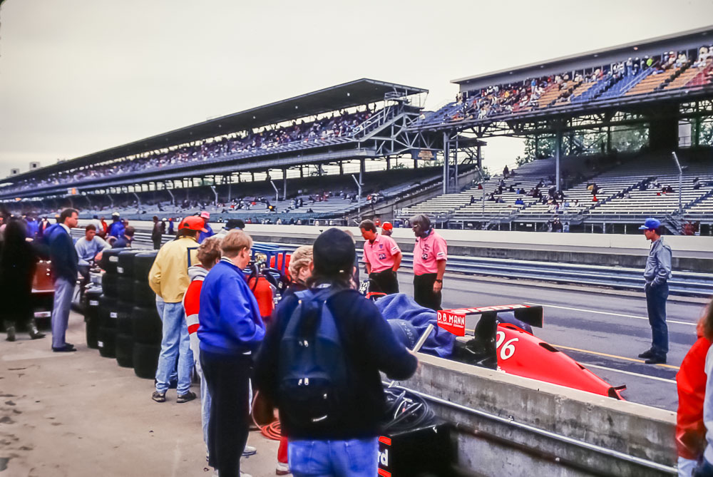 1990 Indianapolis speedway