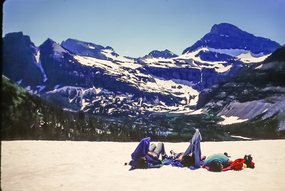 1990 Glacier NP
