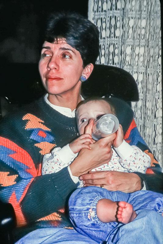 1991 Amanda and Janet