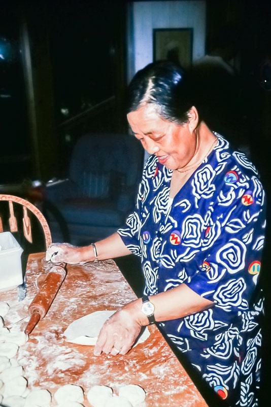 1992 Lijing's mother