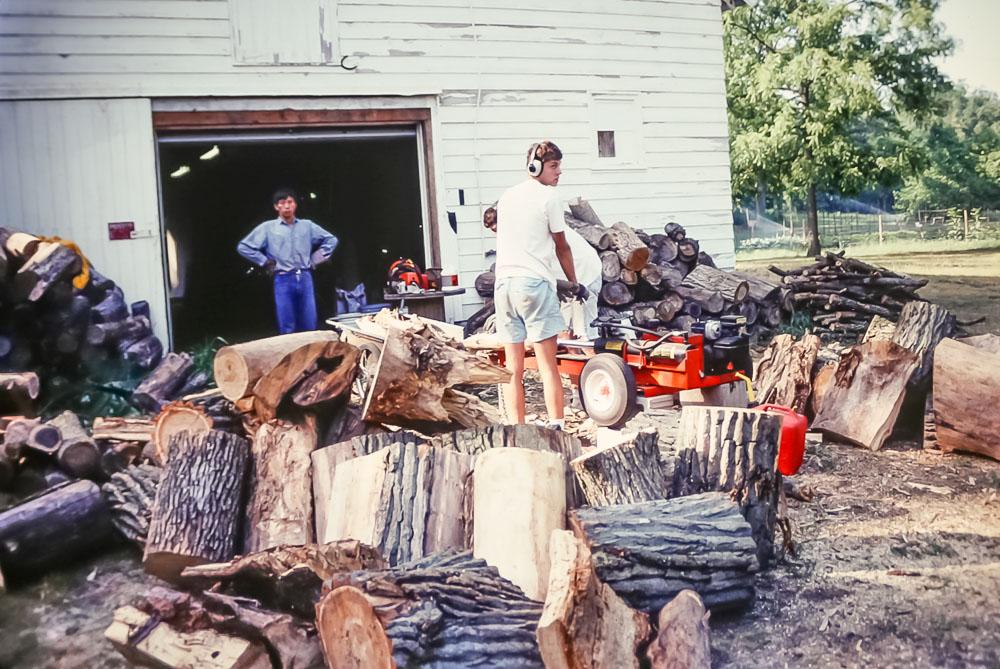 1992 Splitter rental