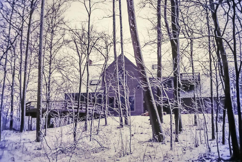 1993 February snow