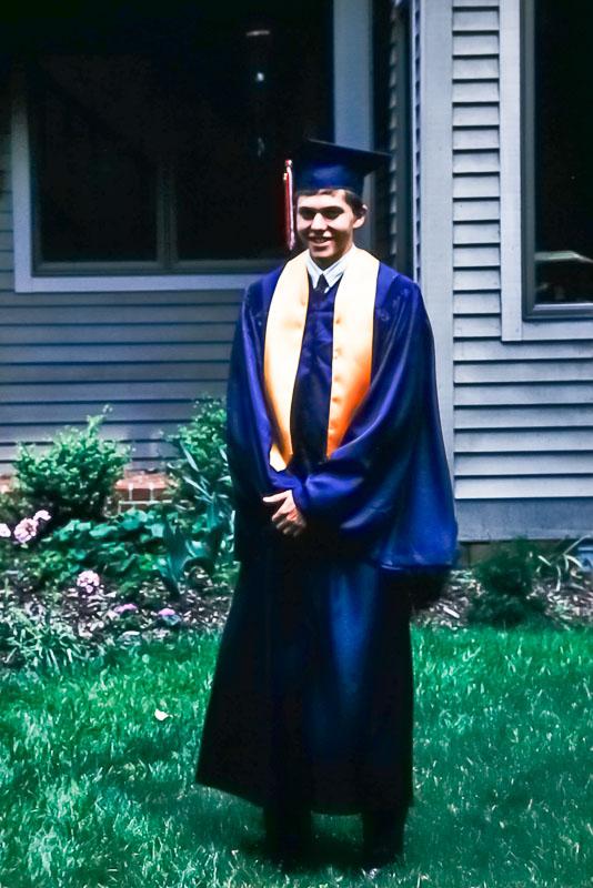 1993 Andrew graduation