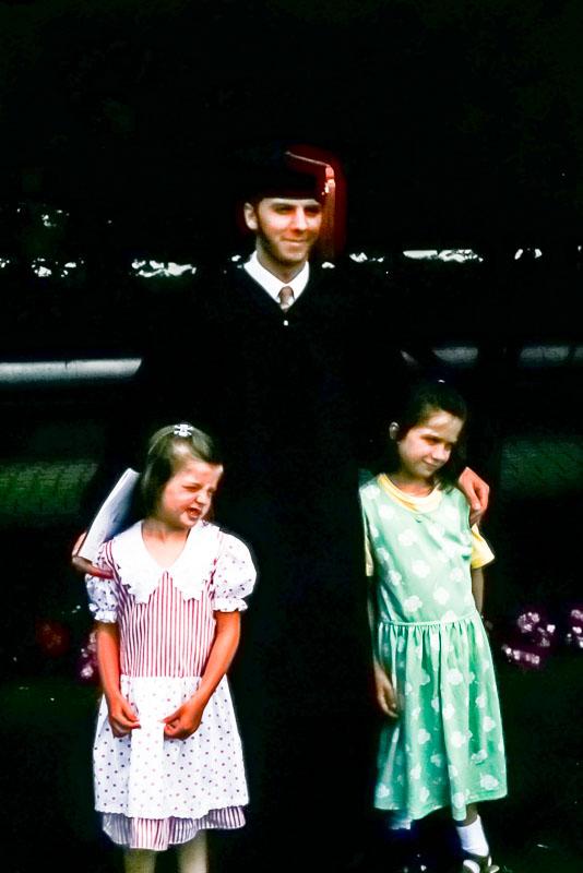 1999 Steven's Purdue graduation