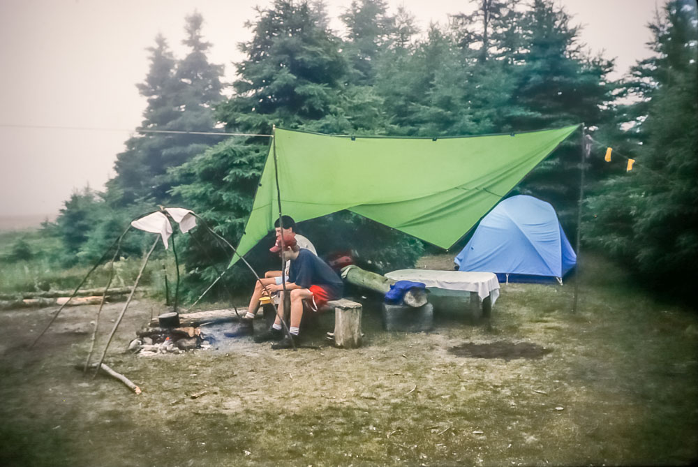 1994 Lake Superior PP backpacking