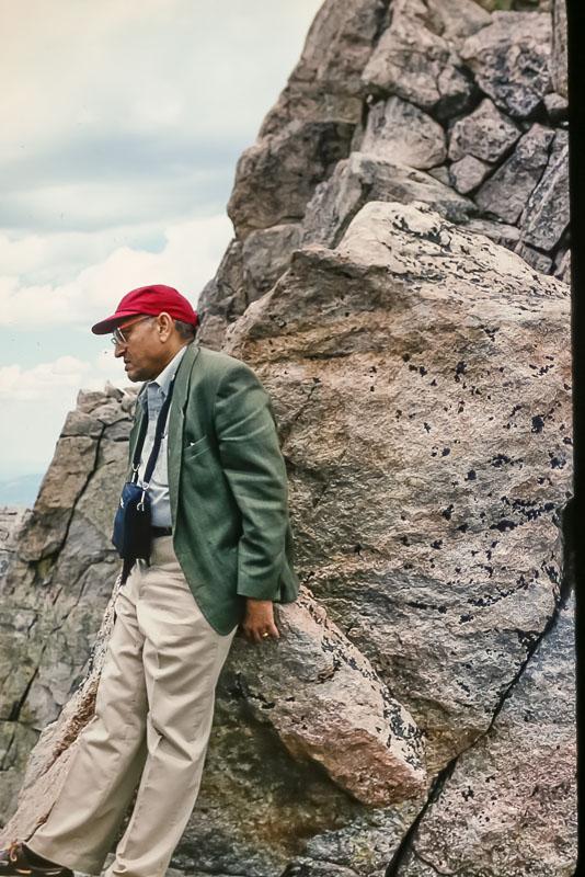 1994 Lal on Mt Evans