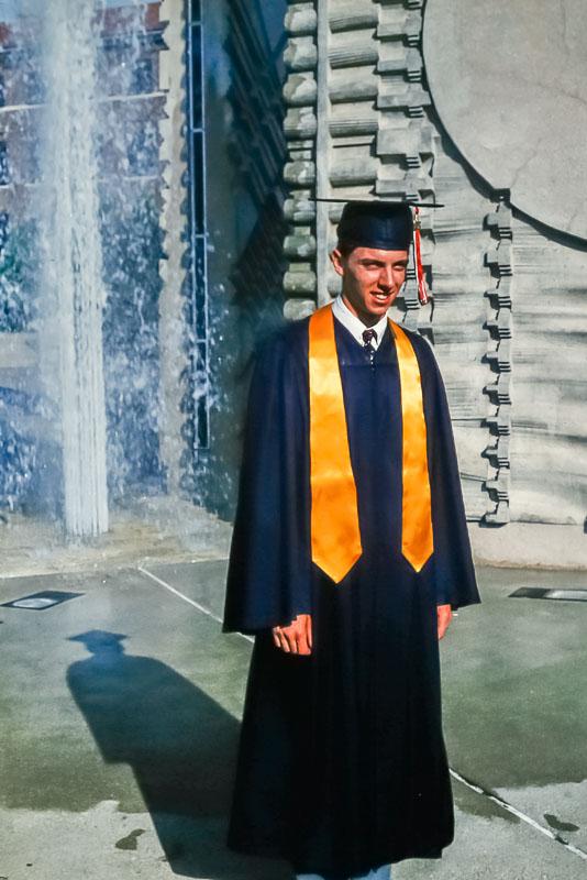 1995. HHS graduation