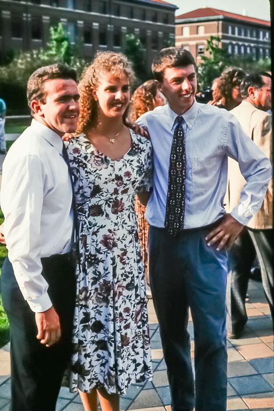 1995 John Goodrich, Suzanne Scheffner, Steven