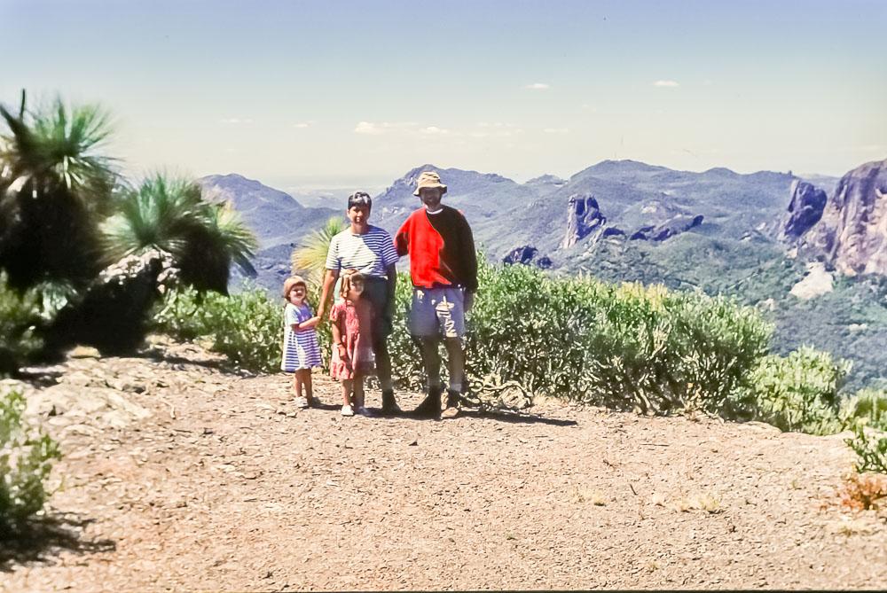 1996 Australia, Blue Mountains