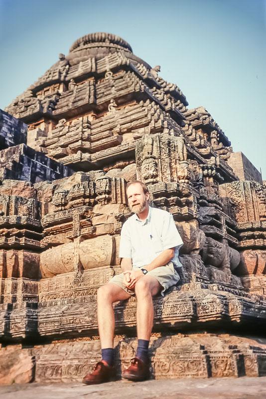 1996 David in India