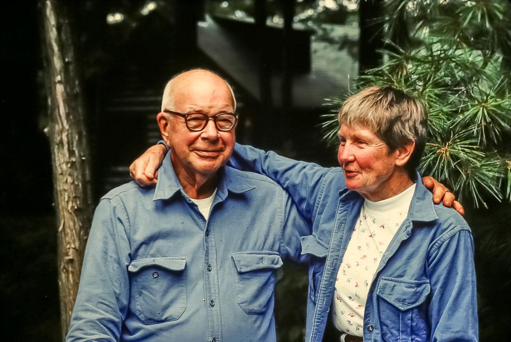 1986 Barbara and Bill Elmore