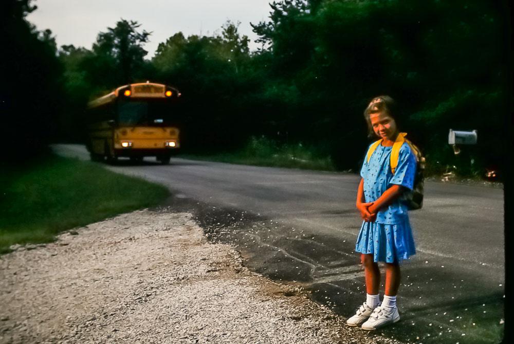 1997 First grade first day