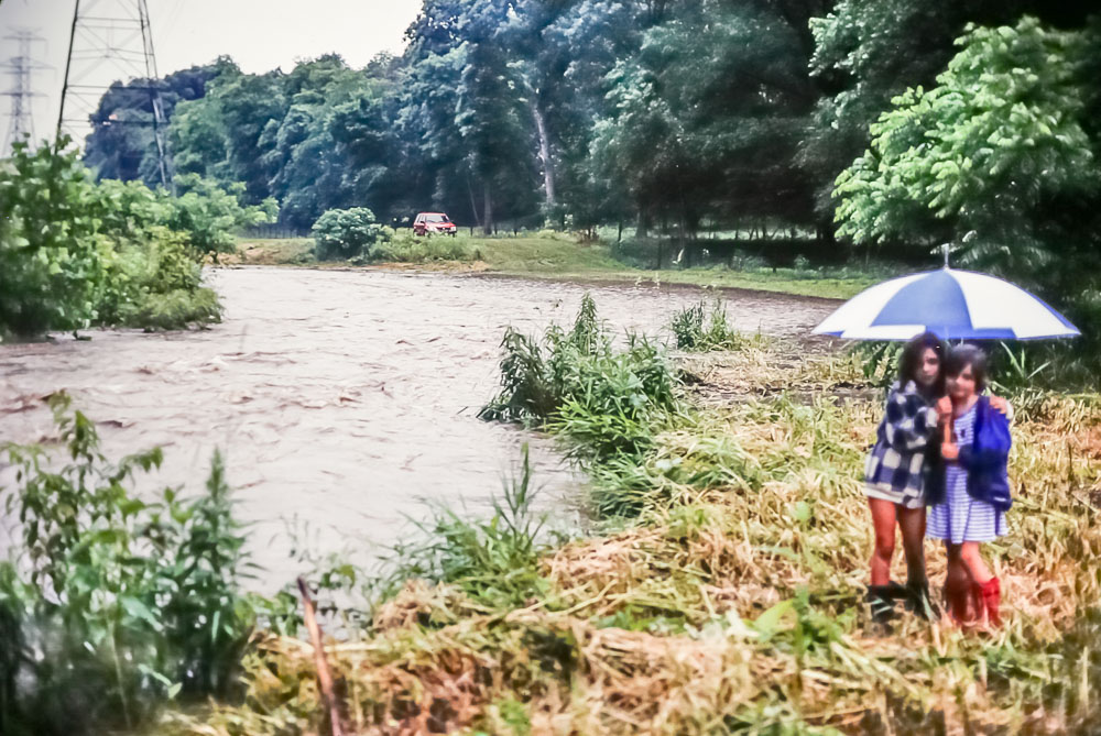 1998 Indian Creek flood