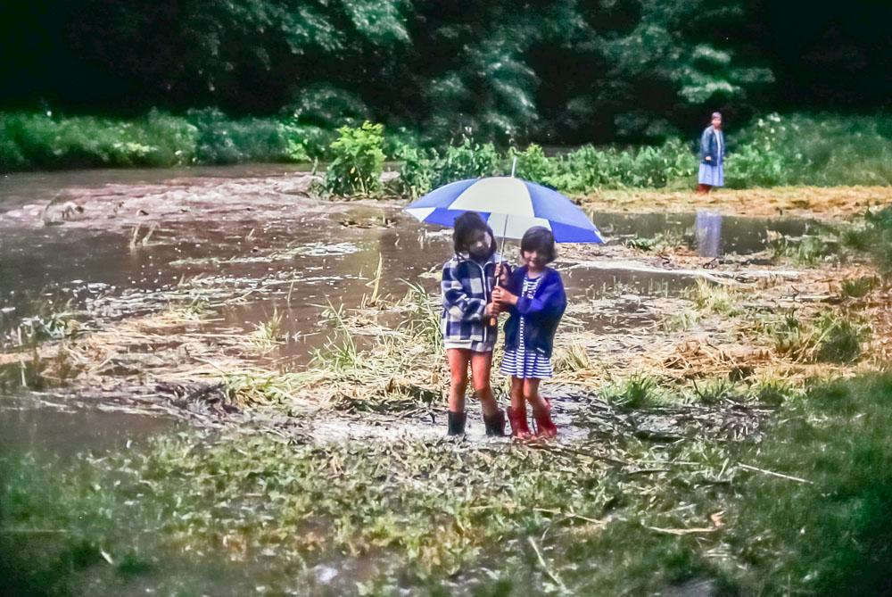1998 Indiana Creek flood